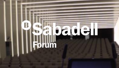 Sabadell Forum. El teu espai de conferències