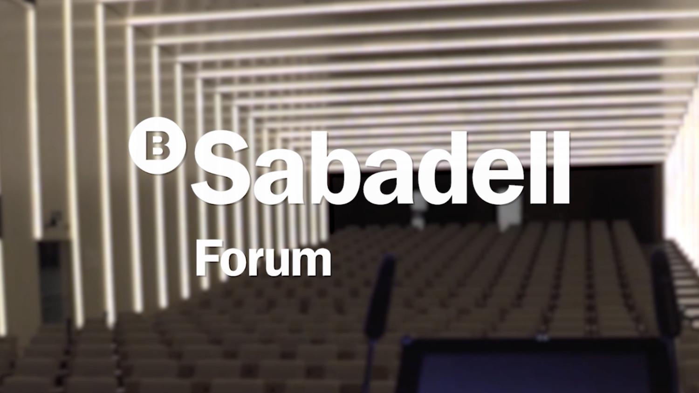 Sabadell Forum. Tu espacio de conferencias