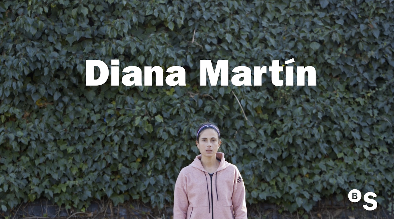 Diana Martín con #SabadellTokyo