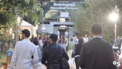 Banco Sabadell en el 7º Festival Jardins de Pedralbes
