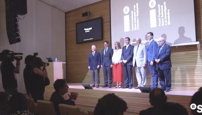 Entrega de los Premios Fundación Banco Sabadell 2019