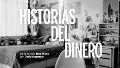 Making of de Historias del dinero.