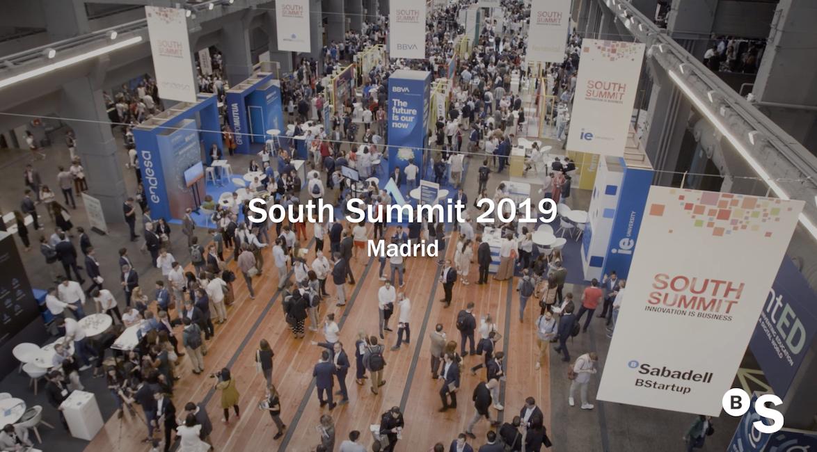 Banc Sabadell al South Summit 2019