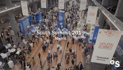 Banco Sabadell en South Summit 2019