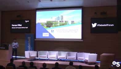 Avances médicos que cambiarán nuestras vidas. Sabadell Forum