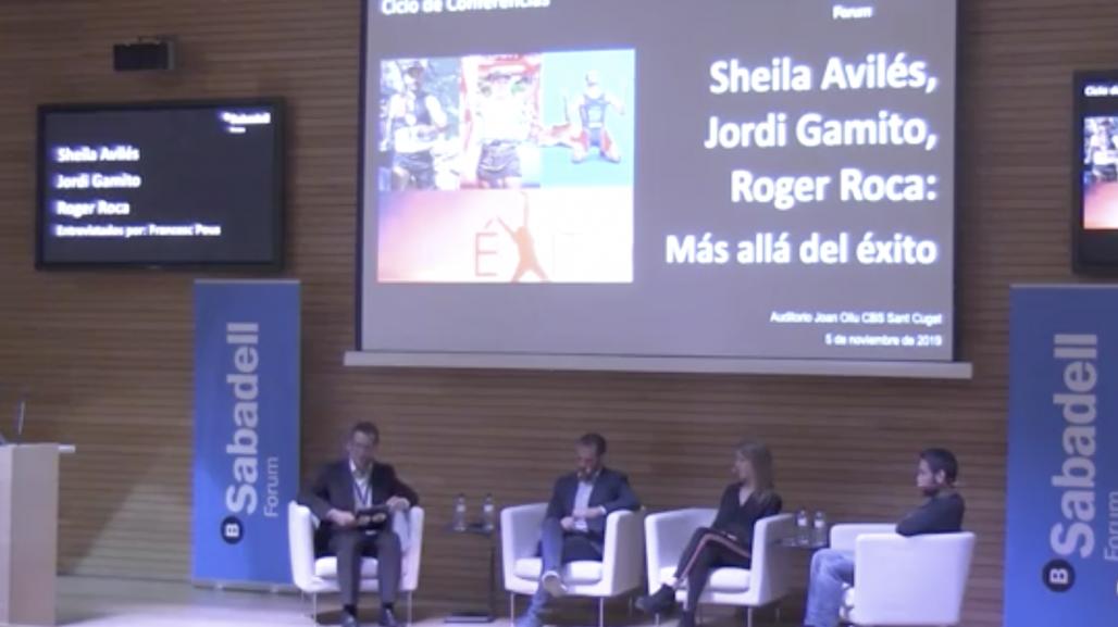 Más allá del Éxito. Sabadell Forum