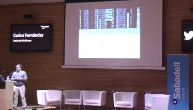 La aplicación de la Inteligencia Artificial en empresas. Carlos Fernández (McKinsey)