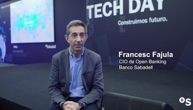 Open Banking, pieza clave de la transformación digital en el sector bancario. Francesc Fajula, CIO de Open Banking