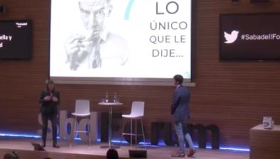 Cómo hacer que tus reuniones sean eficaces, con Eva Cantavella. Sabadell Forum