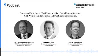 SabadellUrquijo Banca Privada - Conversación sobre COVID19 con el Dr. Daniel López Serrano
