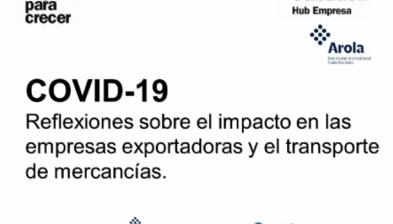 Impacto de la Covid19 en la exportación y el transporte internacional