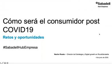 Cómo será el consumidor pos-COVID-19