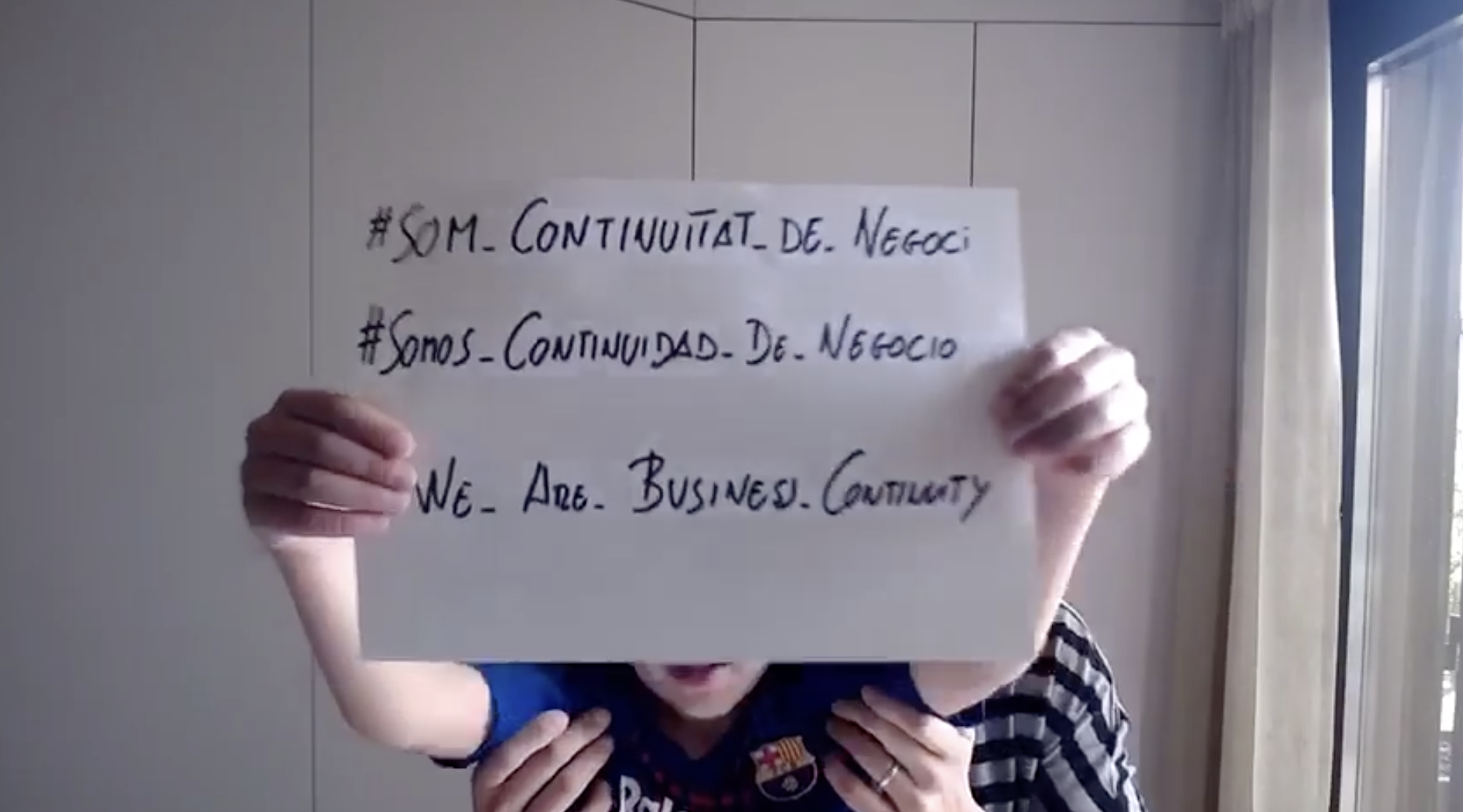 #SomosSabadell Continuidad de Negocio