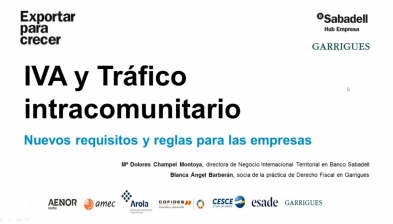 Tráfico intracomunitario e IVA: nuevos requisitos y reglas para las empresas