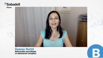 Hábitos y alimentación para revitalizarnos tras el confinamiento, con Gemma Hortet.