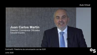 Aula Virtual – ConAvalSí: Plataforma de comunicación con las SGR