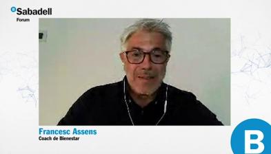 Las claves de la felicidad con Francesc Assens, coach de Bienestar