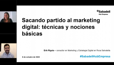 Sacando partido al marketing digital: técnicas y nociones básicas
