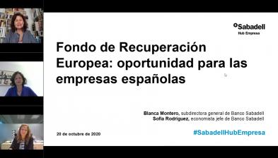 Fondo de Recuperación Europea: oportunidad para las empresas españolas