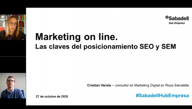 Marketing online. Las claves del posicionamiento SEO y SEM