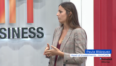 South Summit 2020: Paula Blázquez - Using AI in financial services