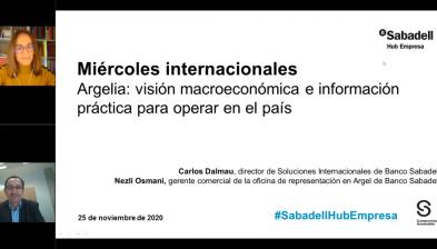 ARGELIA: visión macroeconómica e información práctica para operar en el país