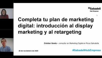 Completa tu plan de marketing digital: introducción al display marketing y al retargeting