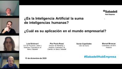 ¿Es la Inteligencia Artificial la suma de inteligencias humanas?