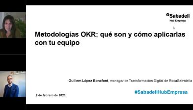 Metodologías OKR: qué son y cómo aplicarlas con tu equipo