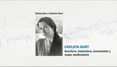Entrevista a Carlota Gurt