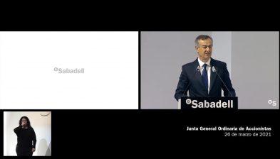 Discurso del CEO César González-Bueno. Junta General Accionistas 2021