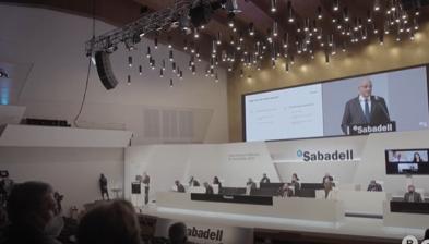 Junta General de Accionistas 2021 de Banco Sabadell