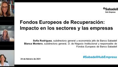 Fondos Europeos de Recuperación: Impacto en los sectores y las empresas
