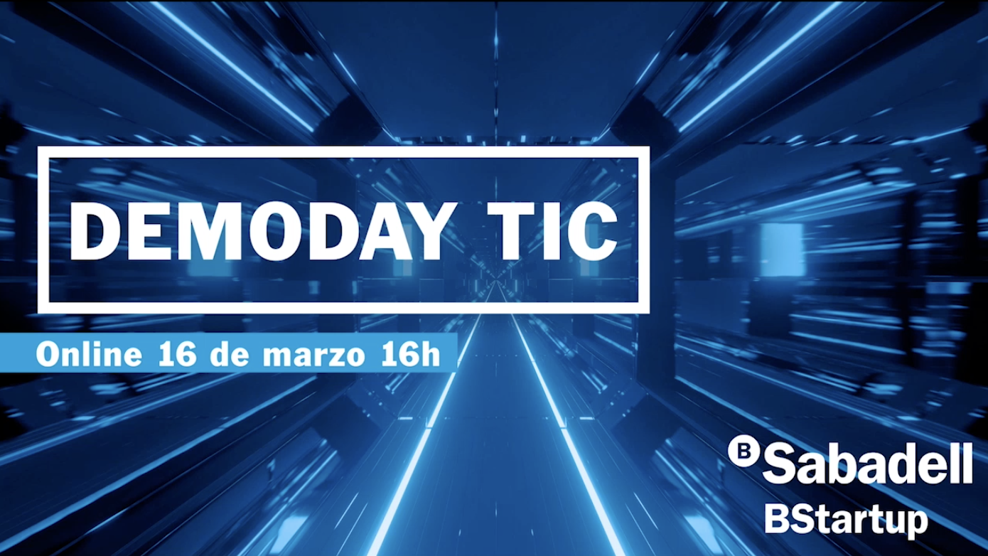 Demo Day TIC. BStartup