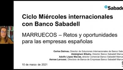 Marruecos - Retos y oportunidades para las empresas españolas