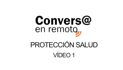 Conversa en remoto Protección Salud 1