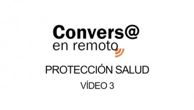 Conversa en remoto Protección Salud 3