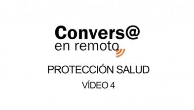 Conversa en remoto Protección Salud 4