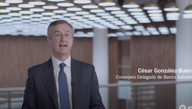 Junta General de Accionistas 2021 de Banco Sabadell - Mensajes de César González-Bueno