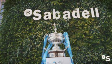¿En manos de quién acabará la copa del Barcelona Open Banc Sabadell este año? - BANCO SABADELL
