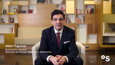 Albert Figueras nos explica el lanzamiento de los Planes de Pensiones para Empresas