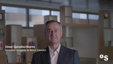 Resultados 2T 2021 de Banco Sabadell. César González-Bueno, CEO