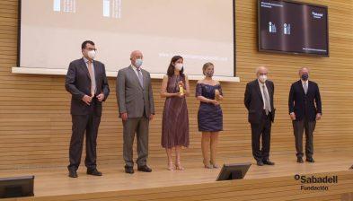 Entrega de los Premios Fundación Banco Sabadell a la Investigación Biomédica y a las Ciencias e Ingeniería 2021