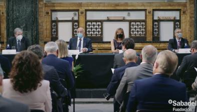 Entrega de los XIX y XX Premios Fundación Banco Sabadell a la Investigación Económica