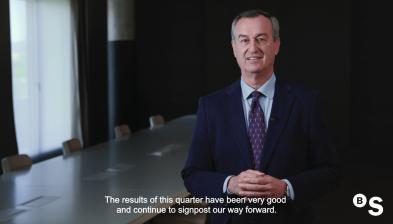 Resultados 3T 2021 de Banco Sabadell. César González-Bueno, CEO